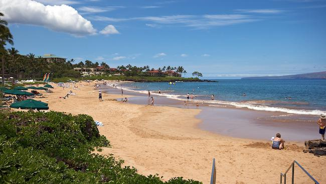 Wailea Beach Villas residents wake up to this ocean view every morning