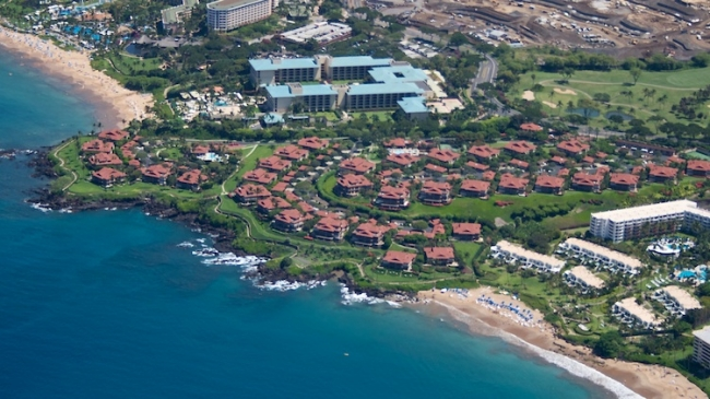 28 acres sits right on the ocean