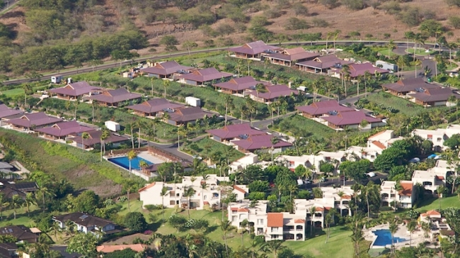 Papali Wailea residents enjoy 10.5 acres in South Maui at the North end of Wailea Resort