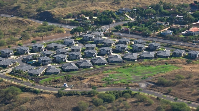 38 condos perched on 8.5 acres of Wailea Resort