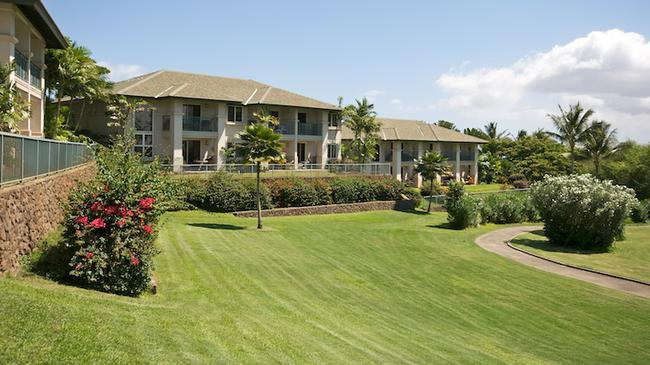Wailea Fairway Villas in South Maui