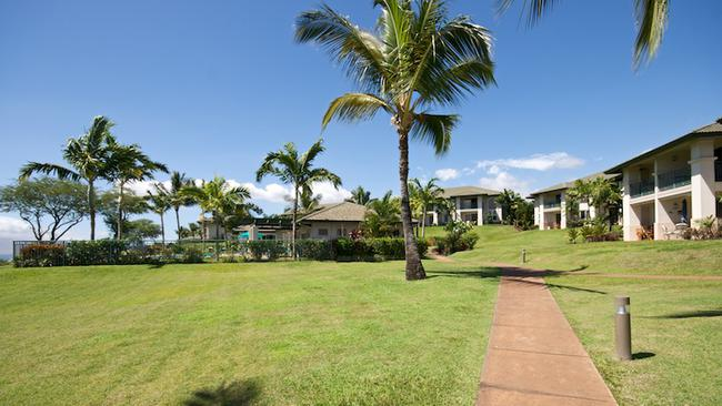 Wailea Fairway Villas are situated on more than 12 acres
