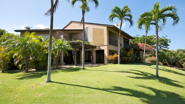 12 different floor plans to choose from at Wailea Ekahi
