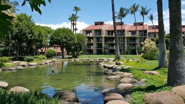 Kamaole Sands water feature for residents to enjoy