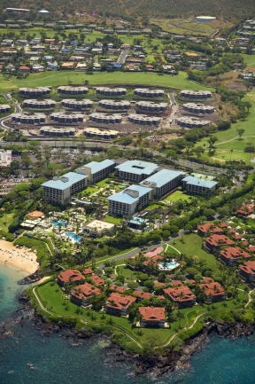 Many units at Wailea Point offer unobstructed views from Makena to the West Maui Mountains
