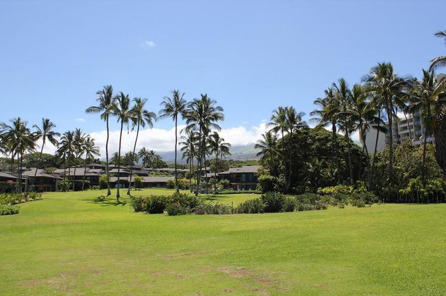 Nestled between the Shops at Wailea and the Renaissance Resort