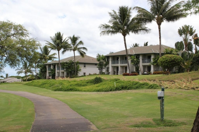 There are 118 villas on the Wailea Fairway Villas property