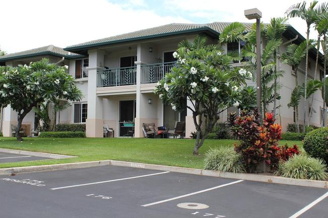 Lighted parking areas are a top priority for residents at Wailea Fairway Villas