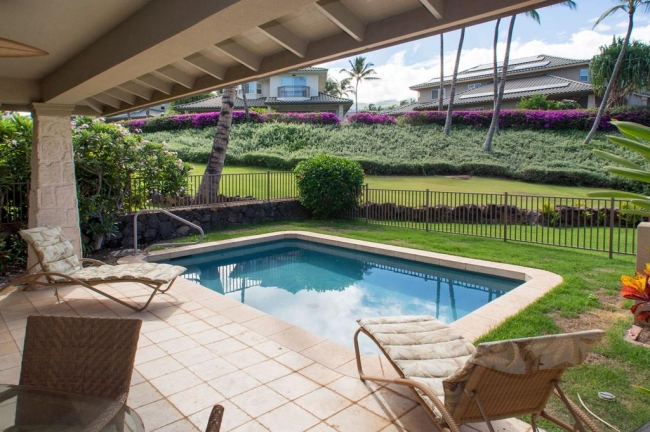 Select units at Kai Malu have their own private pools