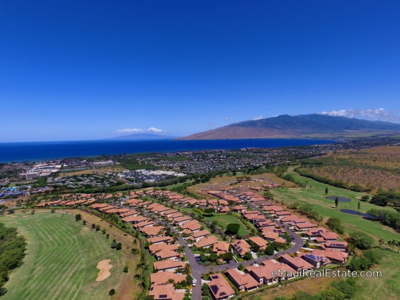 Hokulani Golf Villas in South Maui
