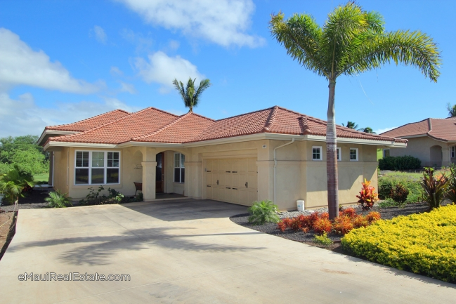 Example of a Model 200 at Hokulani Golf Villas. 2bd/2ba with 1,832sqft all on one level