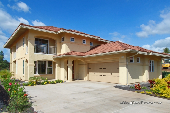 Model 120 at Hokulani. All 3 bedroom suites are upstairs for this floor plan